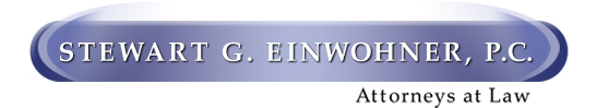 Stewart G. Einwohner, P.C. | Attorneys at Law